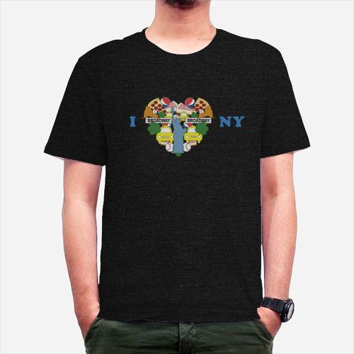New York tshirt dari tees.co.id oleh Bakerbears