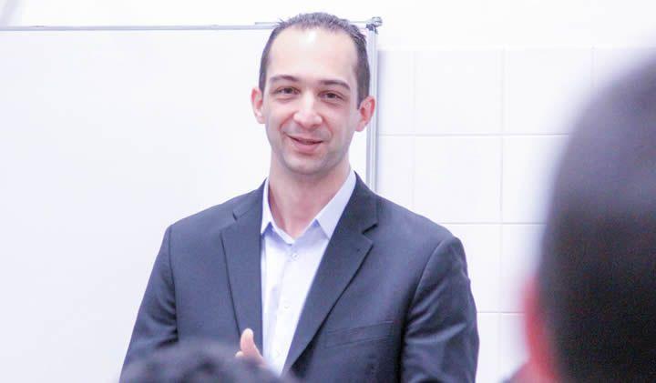 Jérémie, diplômé 2008 en Ingénierie financière, est gérant de fonds structurés chez Lyxor Asset Management (Groupe Société Générale)