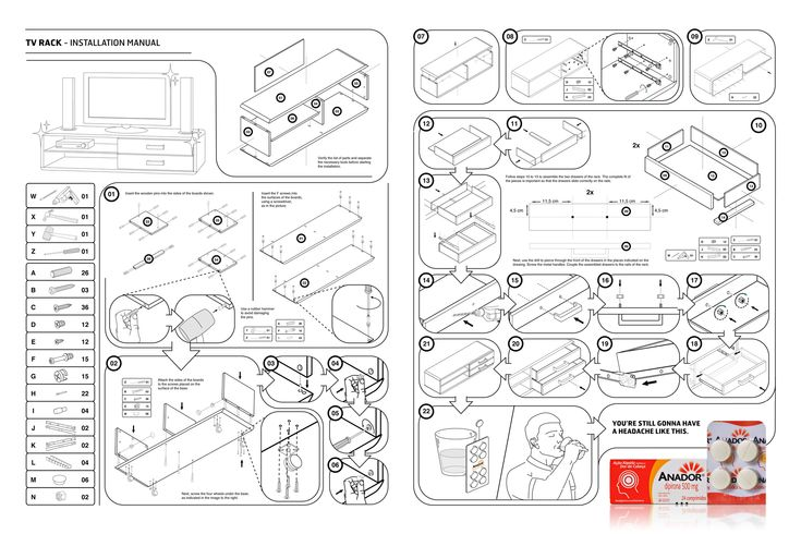 11 best Instruction Manual Design images on Pinterest