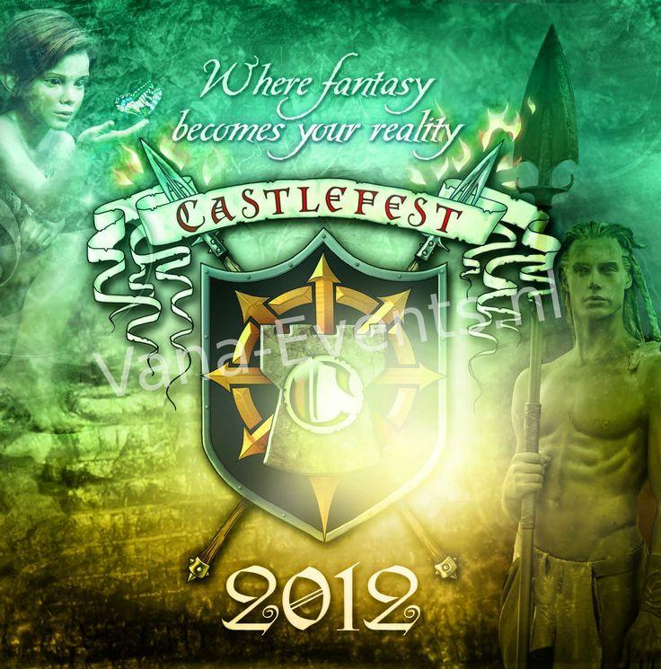 Castlefest 2012 CD