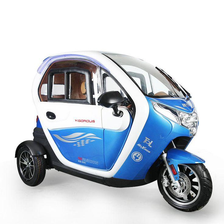 "Best product from China - Купить ""TZ-DY-JB-60V45AH1200W Электрический трицикл"" всего за 3389 USD."