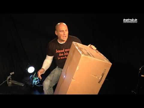 Schlagzeug lernen mit E-Drums - Part 1 - Tronnixx in Stock - http://www.amazon.com/dp/B015MQEF2K - http://audio.tronnixx.com/uncategorized/schlagzeug-lernen-mit-e-drums-part-1/