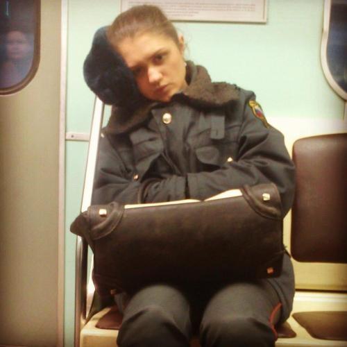 When Russian Cops Mistook Lady 38
