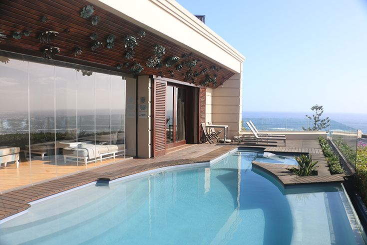 The Spa at Ellerman House in Bantry Bay, Cape Town