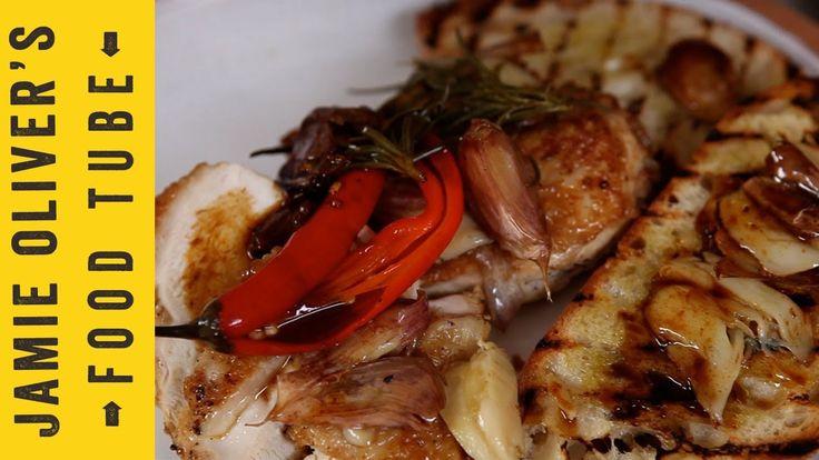 Gennaro's Chicken from Live Show