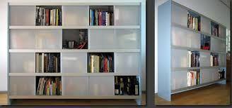 Moderne boekenkast