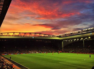 liverpool game tickets