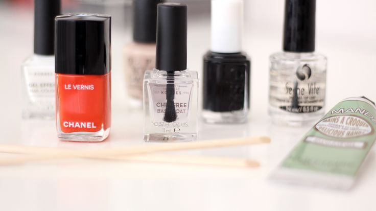 Top Nail Care Products Chanel,Opi,Essie,KORRES,L'Occitane,Seche