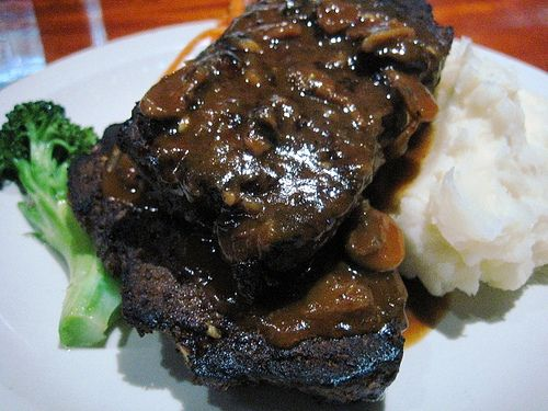 The Perfect One Pound Meatloaf Recipe