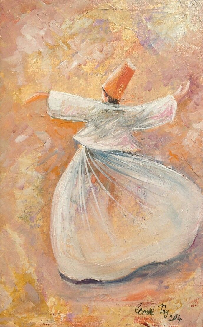 #cemaltoy #art #dervish
