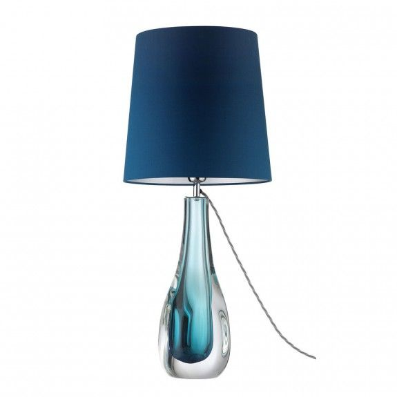 Heathfield & Co Auria Peacock Table Lamp | Occa-Home.co.uk