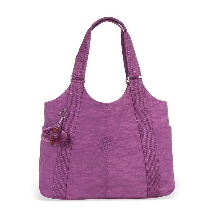 Bolsa De Ombro Erasto Kipling : Melhores imagens de kipling bolsas mochilas estojos e