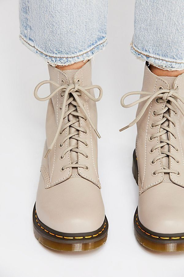 ac4220a85c Dr. Martens Pascal Boot - Taupe Doc Martens - Taupe Combat Boots #boots