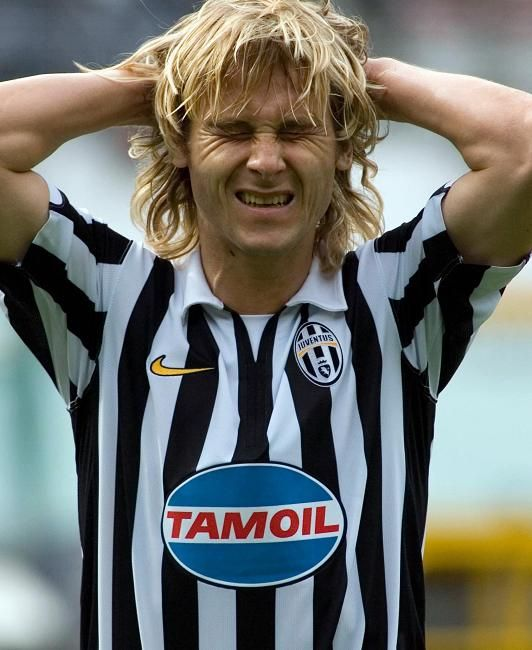 Pavel Nedved--Juventus