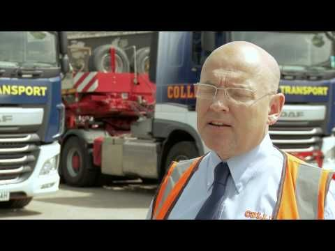 DAF Trucks XF FTM - Collett & Sons Ltd, Heavy Haulage Video Testimonial - YouTube