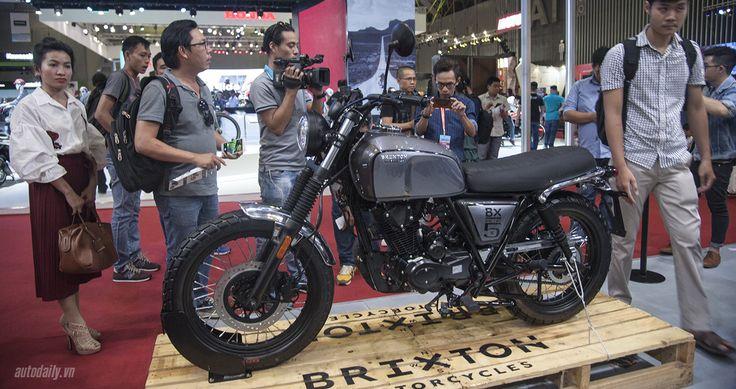 Brixton MotorCycle chính là tân binh hoàn toàn mới vừa gia nhập thị trường Việt Nam. Thương hiệu này hiện đang phân phối 2 mẫu xe là BX 125 và BX 150.