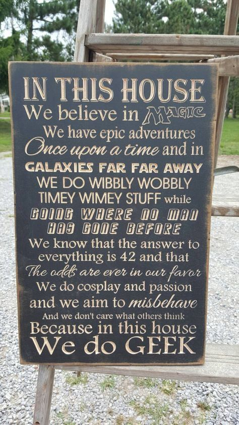 Hey, I found this really awesome Etsy listing at https://www.etsy.com/listing/246189468/custom-carved-wooden-sign-in-this-house