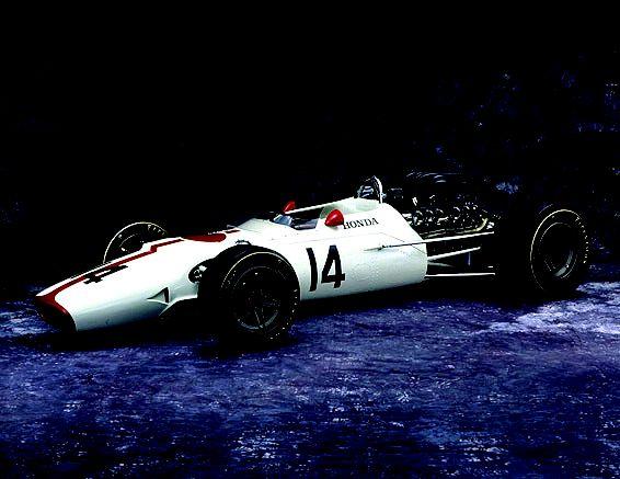 Vintage Honda Racing