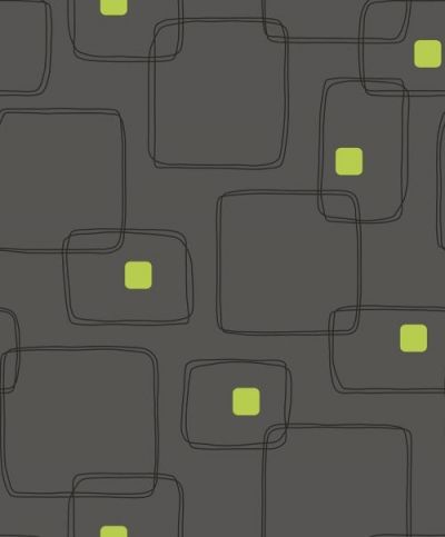 Urban vibe wire block m0696 crown wallpapers a for Lime green kitchen wallpaper