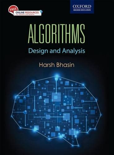 Algorithms: Design and Analysis Pdf Download e-Book