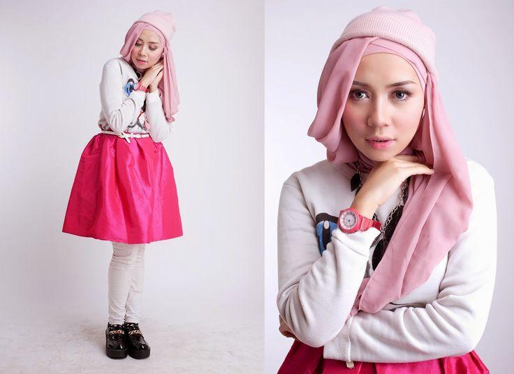Pink And Fries | Qonitah Al Jundiah  love this ...so cute