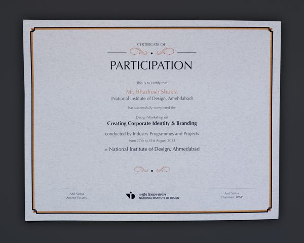 206 best Certificate Design images on Pinterest Certificate - design of certificate of participation