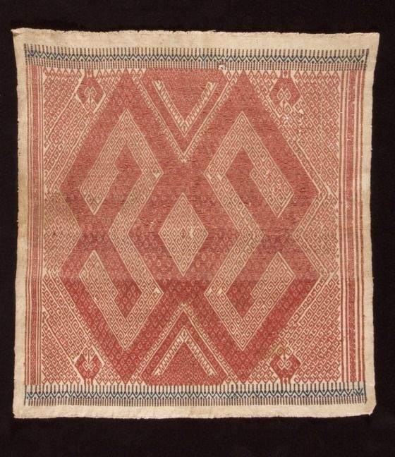 Ceremonial Textile (Tampan) | LACMA Collections