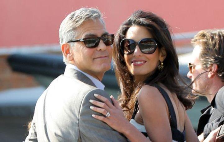 George Clooney: Δείτε ποια ονόματα θέλει να δώσει στα δίδυμα και η Amal διαφωνεί!