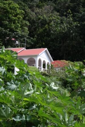 Orchid Cottage on Saba part of Juliana's Hotel