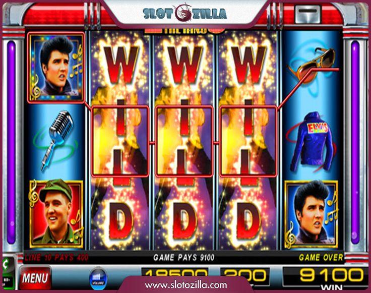 Free Casino Games For Fan Elvis