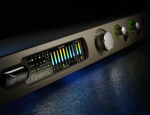 Prism Sound FIreWire Audio Interface Review...