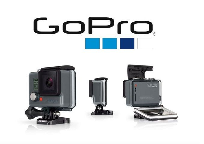 GoPro Hero+ Wi-Fi İle Giriş Seviyesini Hedefliyor