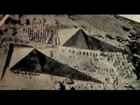 Odhalení pyramid - zapomenuté a utajované kapitoly z historie lidstva