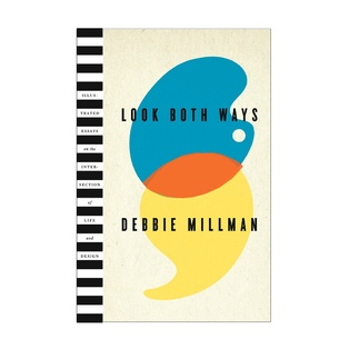Look both ways #Debbie #Millman #brands #design