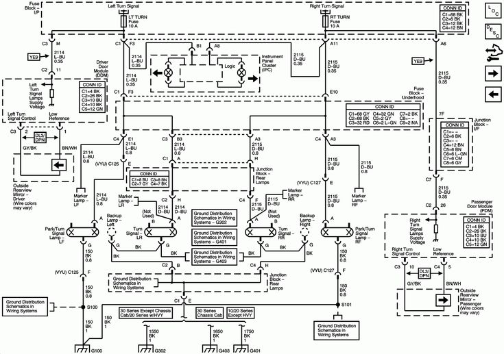 New Trailblazer Ac Wiring Diagram
