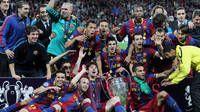 El Barça guanya la quarta Copa d'Europa a Wembley (2011)