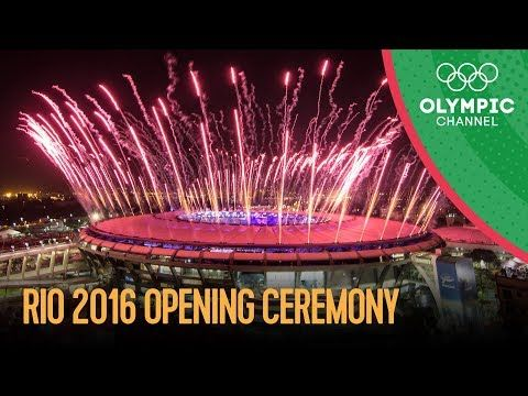 Rio 2016 Opening Ceremony Full HD Replay | Rio 2016 Olympic Games - YouTube