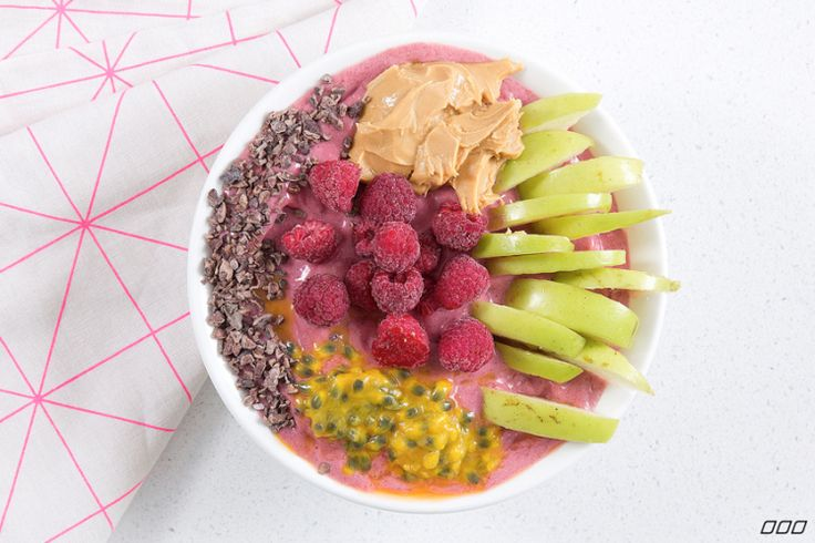 7 Days of Smoothie Bowls