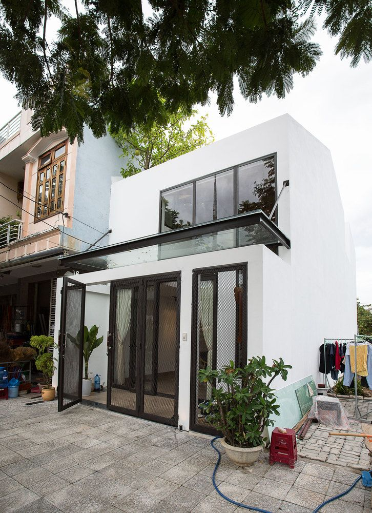 Gallery of Minimalist House 85 Design 8 in 2019