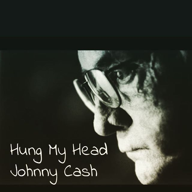 Such a powerful song - #johnnycash #hungmyhead released in #2002 - #covers #country #weekinmusic #greatmusic #maninblackCheck out the #weekinmusic section of my blog at http://liamlusk.com/category/week-in-music/