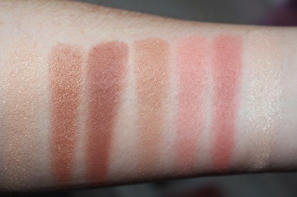 Charlotte Tilbury Instant Look In A Palette Stoned Rose Beauty Out Now Charlotte Tilbury Stoned Rose Eyeshadow Collection Charlotte Tilbury