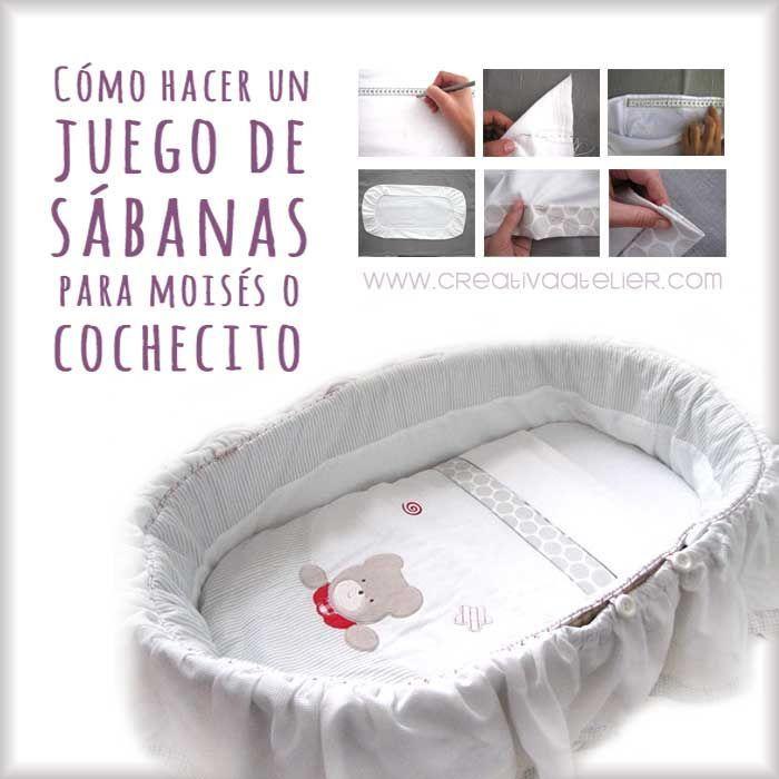 35 best images about moises para bebes on pinterest - Sabanas moises mimbre ...