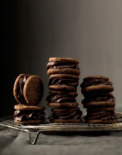 Mmmmm OTT chocy biscuits.