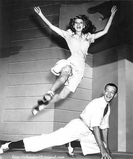 Rita Hayworth, Fred Astaire