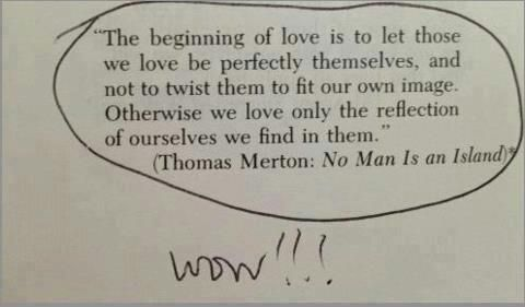 "thomas merton tumblr | Studies prove ""opposites attract""……. #NOT!!!"