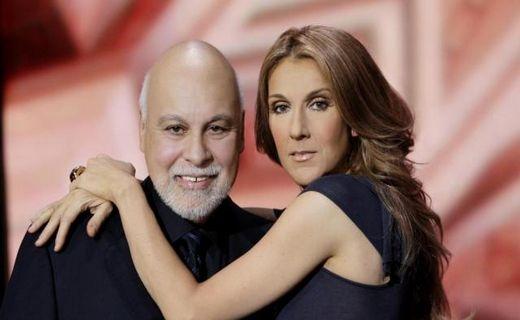 René Angélil, le mari de Céline Dion est mort