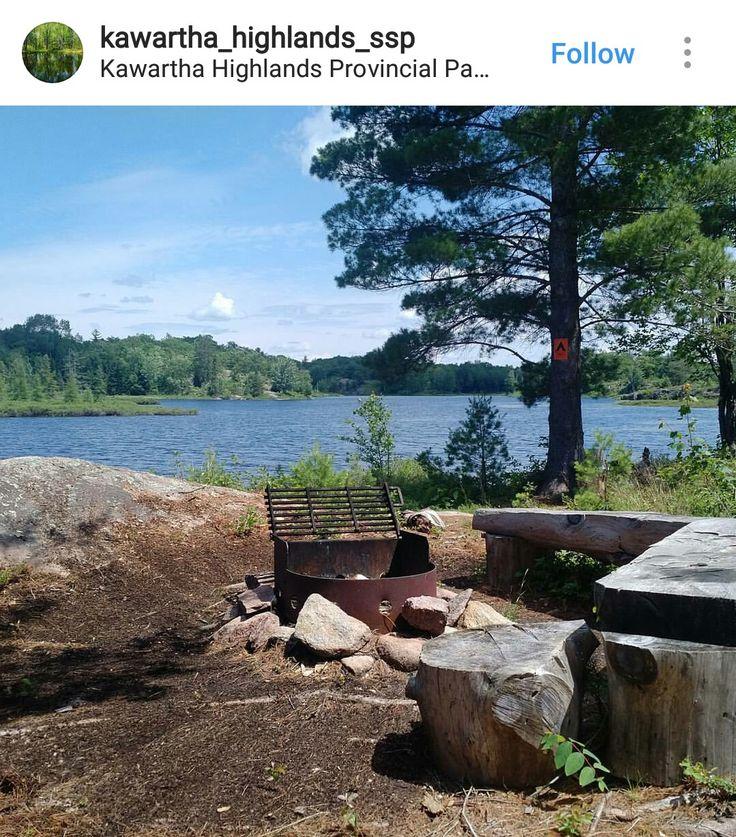 Kawartha Highlands, Ontario Parks