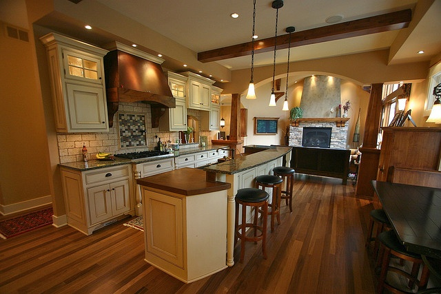cozy kitchen for the home pinterest drawer pulls warm and nice. Black Bedroom Furniture Sets. Home Design Ideas