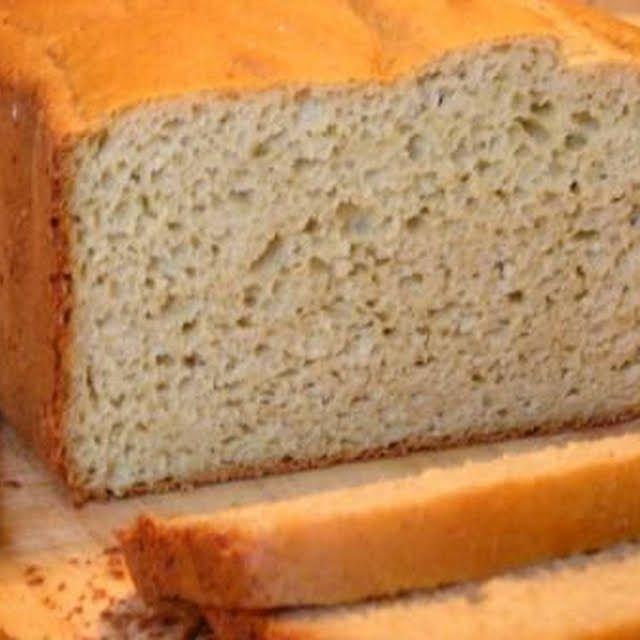 Sorghum Bread With Sorghum Flour Tapioca Starch Sweet Rice Flour Xanthan Gum Guar Gum Sal In 2020 Gluten Free Bread Gluten Free Bread Machine Sorghum Bread Recipe