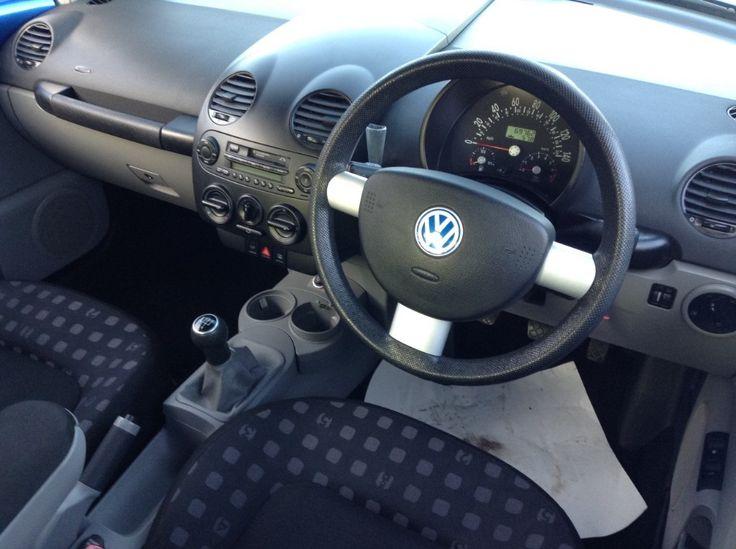 Volkswagen Beetle 8v 3dr 1.6